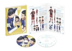Fifth 'Cleanliness Boy! Aoyama-kun' Anime DVD/BD Release Packaging Surfaces