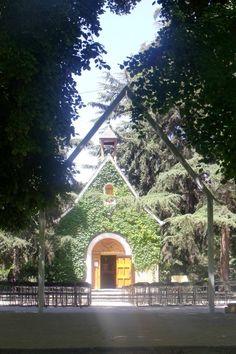 Conhecer o Santuário de Bellavista, local do 31 de Maio, La Florida, Chile #Schoenstatt