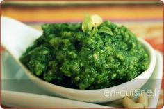 Recette pesto au basilic maison au Thermomix | En Cuisine !
