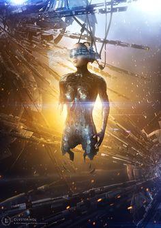 THE LUMINARIUM XXIII EXHIBIT - KIBERNETIK on Behance