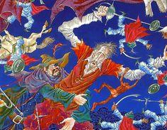 Uno de los emblematicos trabajos del santanderino, 'Don Quijote de la Mancha'. - EL MUNDO