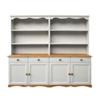 Beautiful hand-made 4 door painted pine dresser. Pine Dresser, Painted Doors, Kitchen Furniture, Beautiful Hands, China Cabinet, Upcycle, Bookcase, Kitchens, Shelves