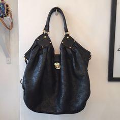Louis Vuitton Mahina XL - £1800