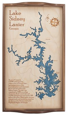 Lake Lanier | Nautical North