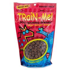 Dog Training Treats Bacon Flavor 16 Oz Packs Teaching Reward Bulk Available One Pack ** See this great product.