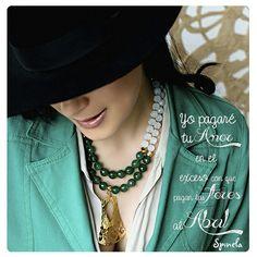 El mejor accesorio de una mujer se llama actitud