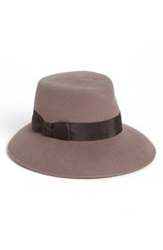 Eric Javits 'Kim' Wool Rain Fedora available at #Nordstrom