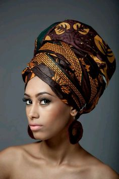 TURBANISTA~African Prints, African women dresses, African fashion styles, African clothing, Nigerian style, Ghanaian fashion ~DKK