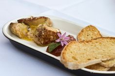Foie Gras from L'Escargot Bistrot in Tijuana.