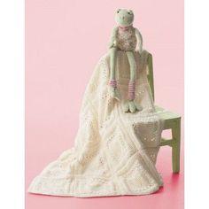 Heart Dishcloth / Blanket - Patterns   Yarnspirations