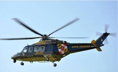 Aviation Command welcomes the MD State Police fleet of new helicopters