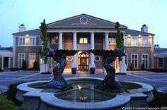 bedroom for mansion | 47 NEBRASKA: A $3.2 million 6-bedroom, 13-bathroom, 23,000-square ...