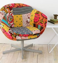 Urban Patchwork chair