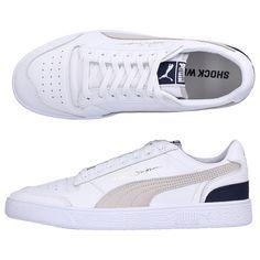 Puma Sneakers, White Sneakers, Shoes Sneakers, Kicks Shoes, Pumas Shoes, Cross Shoes, Ralph Sampson, Puma Mens, Casual Shoes
