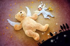 Wanneer deze baby slaapt maakt haar moeder de mooiste sprookjesachtige foto's - Pagina 9 van 11 - Zelfmaak ideetjes