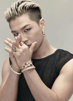 BIGBANG Taeyang – Esquire Korea Magazine 2014