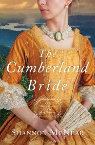 And we have a cover!! <3 The Cumberland Bride #5  -     By: Shannon McNear