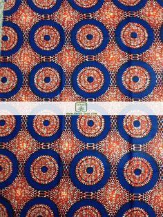 Cheap Vlisco Hollandaise Wax Printed Fabric
