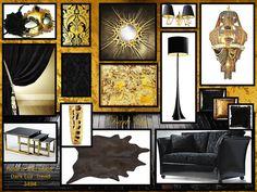 Dark Lux Interior Design Trend 2012 2013