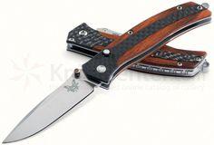 "benchmade knives | Benchmade 482 Megumi Gentlemans Folding Knife 2.48"" S30V Plain Blade ..."
