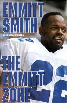 """Read """"The Emmitt Zone A Memoir"""" by Emmitt Smith available from Rakuten Kobo. With candor, detail, and insight, star running back of the two-time Super Bowl champion Dallas Cowboys Emmitt Smith take. Dallas Cowboys Pictures, Dallas Cowboys Football, Football Boys, Football Players, Cowboys 4, Pittsburgh Steelers, Dallas Cowboys Funny, Cowboys Memes, Cowboys Players"""
