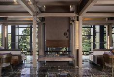 Landmark Four Seasons Kyoto, Japan / Hirsch Bedner Associates - 谷德设计网