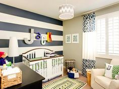 A favorite color for both boys' and girls' rooms, blue brings a relaxing yet playful vibe to any kid's bedroom on HGTVRemodels.com.