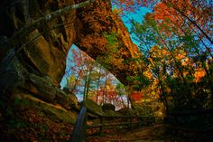 Natural Bridge, Kentucky, USA