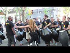 Candombe Uruguay Mi Morena Ensayo 17 Nov 2013