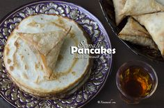 Somali Pancakes (Bur Shubaal) بان كيك صومالي | Xawaash.com