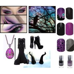 """Malificent"" by mandergirl728 on Polyvore"