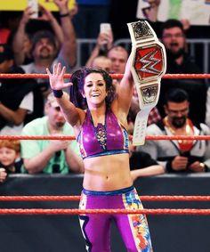 New Raw Woman's Champion Bayley - RAW 2/13/17