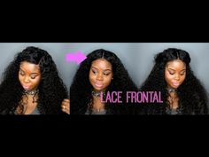 ♡ Installing My Lace Frontal Wig & Hair Update