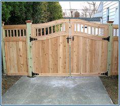366 Best Wood Fence Images