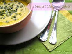 De la cocina de Ana: Crema de Calabaza y Zanahoria (Thermomix y Tradicional)