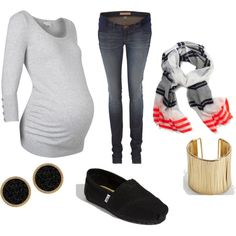 Pregnant Day Off. - Polyvore