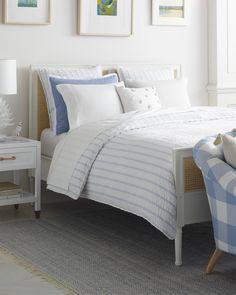 Master Bedroom Reveal | Venice Rattan Chair Via Serena U0026 Lily | Image Via  House Updated | Master Bedroom Ideas | Pinterest | Lily Images, Rattan And  Master ...