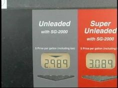 How to Pump Gas : Types of Gas for a Car for allye