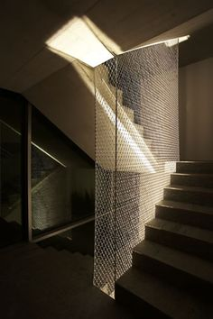 Webnet Balustrade | Tensile Design & Construct#stair #staircase
