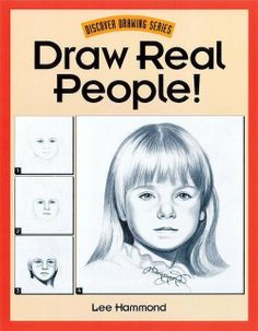 Drawing People Step by Step | Draw Real People!