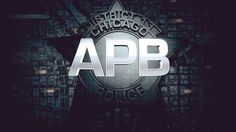 APB - Episode 1.03 - Hate of Comrades - Press Release