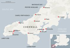 Best new things to do in Cornwall - The Guardian