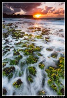 Poipu, Kauai, Hawaii, US Photograph by Aaron Feinberg