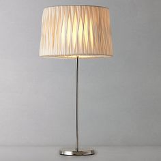 Buy John Lewis Puri Ribbon Wrap Table Lamp Online at johnlewis.com