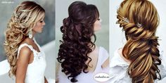 Impressive wedding hair suggestions!!!