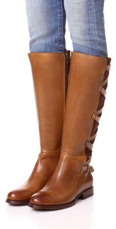 Frye Jordan Strappy Tall Boots | SHOPBOP
