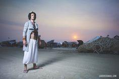 62 Beautifully Inspiring Burner Portraits   The People of Burning Man