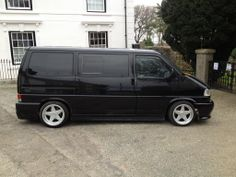 VW T4 long nose