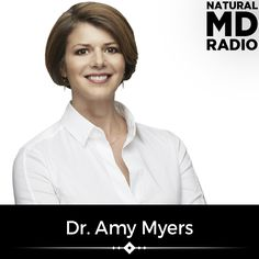 Amy Myers on Natural MD Radio with Aviva Romm