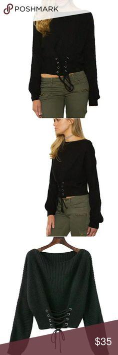 RESERVED BUNDLE OS Sweater in Black 35 D Bra Bundle 20 Returnung Customer Discount Price  Total $50 MK Boutique Sweaters